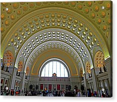 Union Station 12 Acrylic Print