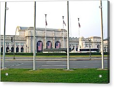 Union Station Washington Dc Acrylic Print