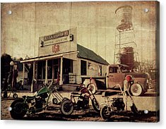 Acrylic Print featuring the photograph Unionville Genral Store by Joel Witmeyer