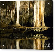 Acrylic Print featuring the photograph Unique Formation by Angela DeFrias