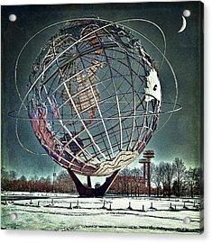 Unisphere Acrylic Print