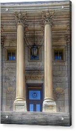 United States Capitol - House Of Representatives  Acrylic Print