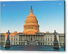 United States Capitol  Acrylic Print