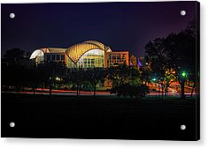 United States Institute Of Peace Acrylic Print by Larry Helms