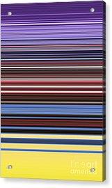 Unity Of Colour 6 Acrylic Print