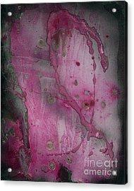 Universal Goddess 2 Of 3 Acrylic Print