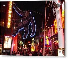 Universal King Kong Acrylic Print