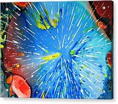 Universe Three Acrylic Print by David Raderstorf
