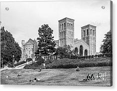 University Of California Los Angeles Landscape Acrylic Print