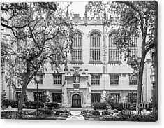 University Of Chicago Harper Memorial Library Acrylic Print