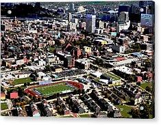 University Of Cincinnati Acrylic Print