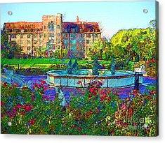 University Of Florida Acrylic Print