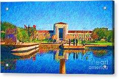 University Of Houston  Acrylic Print