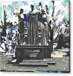 University Of Illinois  Acrylic Print