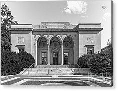 University Of Michigan Clements Library Acrylic Print