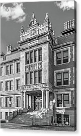 University Of Minnesota Folwell Hall Acrylic Print