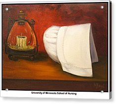 University Of Minnesota School Of Nursing Acrylic Print