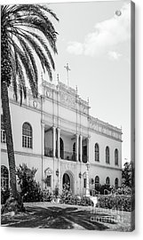 University Of San Diego Serra Hall Acrylic Print