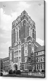 University Of Tennessee Ayres Hall Acrylic Print