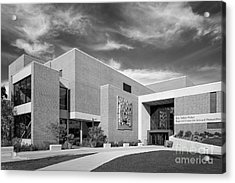 University Of Wisconsin Parkside Picken Center Acrylic Print by University Icons