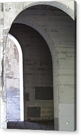 Acrylic Print featuring the photograph Unknown Portal by Kate Purdy