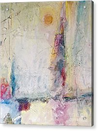 Sherbert Tales Acrylic Print by Gallery Messina