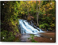 Unnamed Morgan Falls Acrylic Print