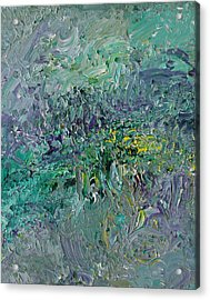 Blind Giverny Acrylic Print by Ralph White