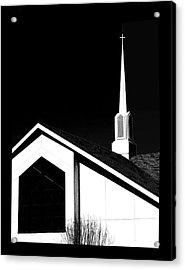 Unspoken Acrylic Print by Wendy J St Christopher