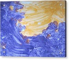 Untitled 120 Original Painting Acrylic Print