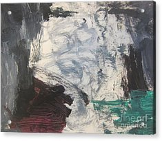 Untitled 127 Original Painting Acrylic Print