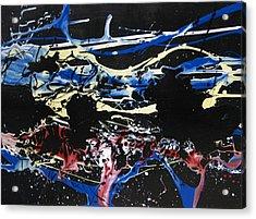 Untitled 3 Acrylic Print by Paul Freidin