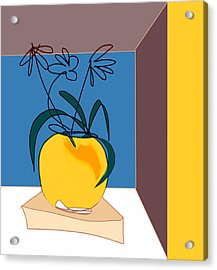 Untitled 3 Still Life Acrylic Print