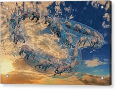 Untitled Betsy C Knapp Acrylic Print