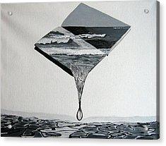 Untitled II Acrylic Print by Tammy Hough