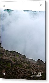 Acrylic Print featuring the photograph The Wall Of Water by Dana DiPasquale