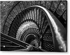 Unwind  - Currituck Lighthouse Acrylic Print