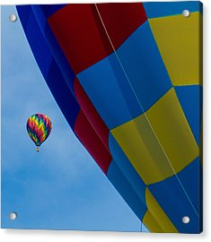 Up And Away 1 12x12 Acrylic Print