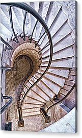 Up Or Down? Acrylic Print by Tom Mc Nemar