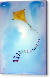 Up Up And Awaaay Acrylic Print