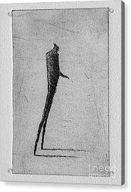 Up Acrylic Print by Valdas Misevicius