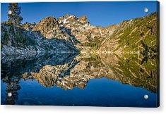 Upper Sardine Lake Panorama Acrylic Print