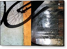 Urban Abstracts Compilations 18 Acrylic Print