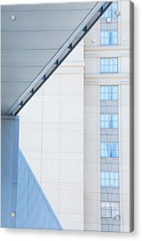 Urban Building Abstract Acrylic Print