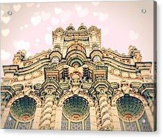 Urban Castle Acrylic Print by Danielle Denham