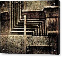 Urban Geometries Acrylic Print