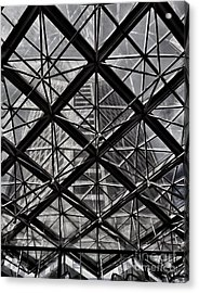 Urban Patterns - Sao Paulo  Acrylic Print
