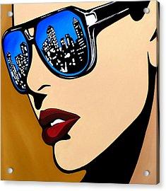 Urban Vision Acrylic Print