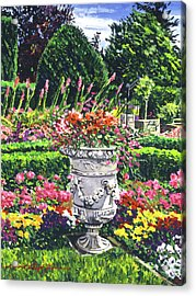 Urn Of Color Acrylic Print