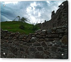 Urquhart Castle Acrylic Print